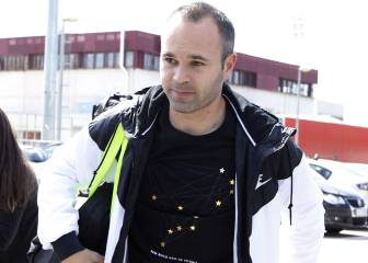"Iniesta: ""I have no objection to the Ballon d'Or..."""