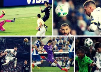 El Madrid prolonga su idilio con el tiempo de descuento