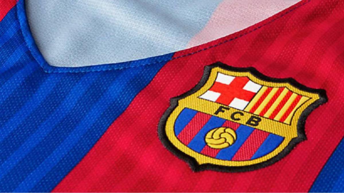Se filtró la camiseta del Barcelona para el 2017