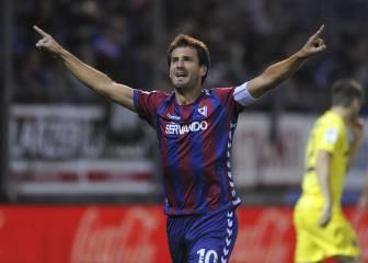 Los 10 mejores jugadores de la historia del Eibar