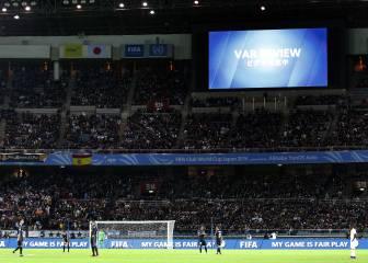 La FIFA todavía defiende la validez del sistema VAR