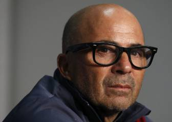 Sampaoli hoping for