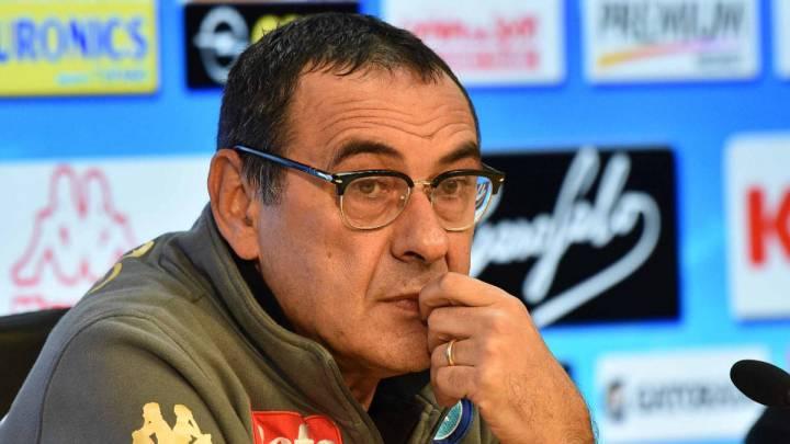 Sarri dice que el Real Madrid será un \