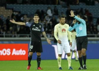 Un botón mal pulsado creó la confusión en el gol de Cristiano
