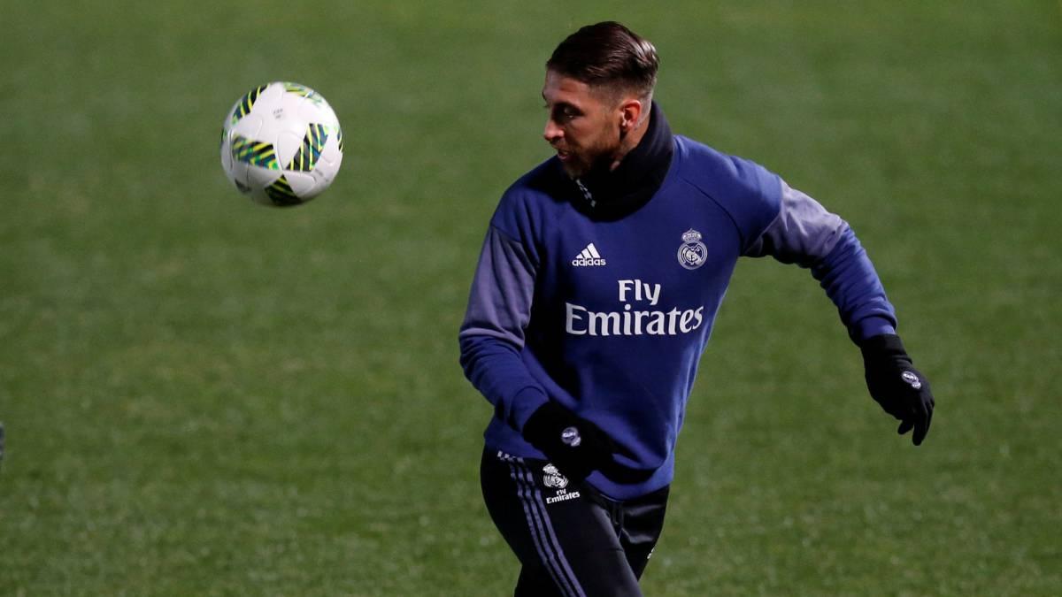 Zidane confirma que Ramos será titular en la final; Pepe no llega