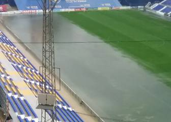 El UCAM-Levante, en serio riesgo de suspensión por lluvias