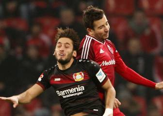 El Leverkusen pincha en casa ante el modesto Ingolstadt