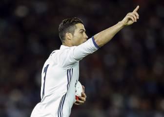 El año de Cristiano: Champions, Euro, Mundialito y Balón de Oro