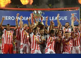 El Atlético Kolkata, campeón de la Súper Liga de India