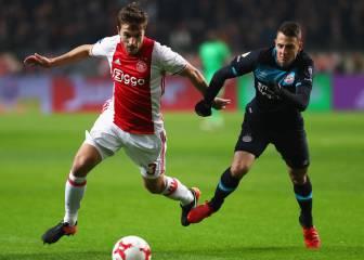 El Feyenoord amplía distancias tras el empate entre Ajax y PSV