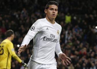 Los 5 equipos interesados en fichar a James Rodríguez