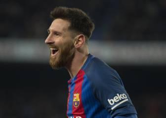 El uno por uno del Barcelona: Iniesta y Messi deluxe