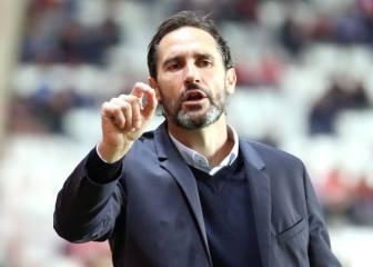 El técnico del Nàstic, contra los árbitros: