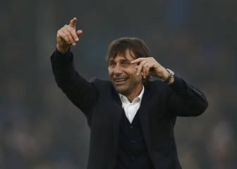 El éxito de Conte en el Chelsea, uno más en el equipo