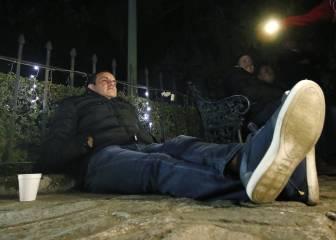Cuauhtémoc Blanco deja su huelga de hambre tras dos días