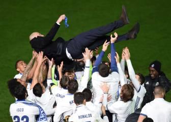 El Mundial de Clubes, la guinda del año mágico de Zidane