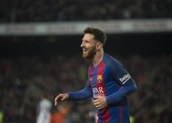 Messi ya está de vacaciones: ha sido el mejor en todo