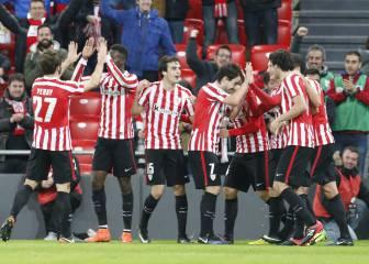 Al Athletic se le aparece San José ante un gran Celta