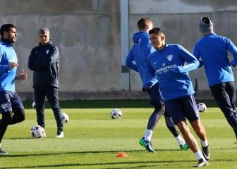 El Málaga debe remontar dos goles al Córdoba para pasar