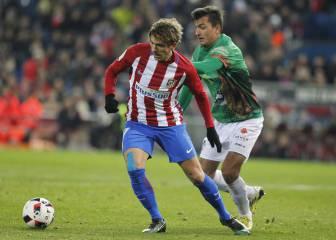 Cerci volvió a jugar con el Atleti