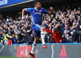 El Chelsea ofrece una galáctica renovación a Diego Costa