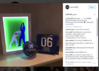 Materazzi recuerda en Instagram el cabezazo de Zidane