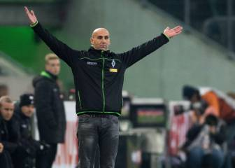 El Gladbach despide a Schubert; Heckings, su probable sustituto