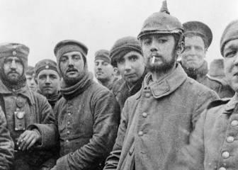 Hay fútbol entre las trincheras (1914)