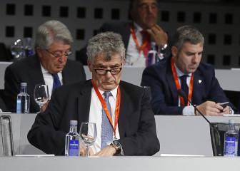 Villar acepta con Lete lo que le le negó a Cardenal: pedir la excepción y fijar elecciones