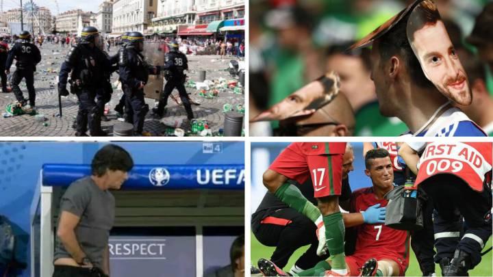 Grandes momentos de la Euro 2016: del Will Grigg a Eder