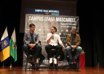 Mascarell presenta su campus: