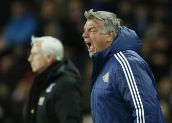 Sam Allardyce, nuevo entrenador del Crystal Palace
