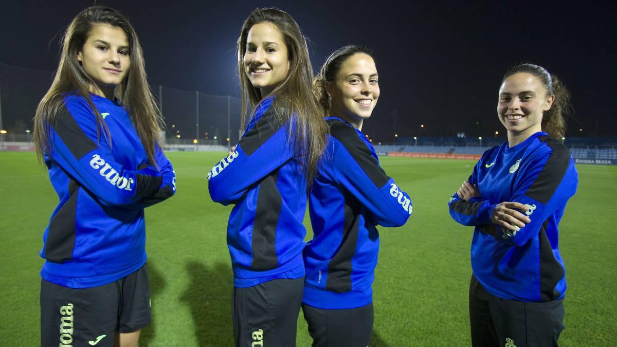 Liga Iberdrola   Las gemelas del Espanyol golpean cuatro veces - AS.com