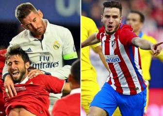 Morbo en el sorteo: Ramos y el Pizjuán, revancha del Athletic...