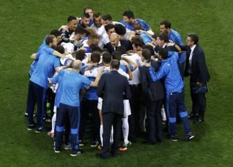 Ocho jugadores madridistas optan al 'Equipo del Año UEFA'