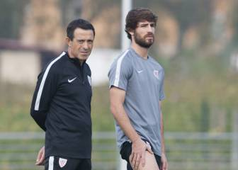 Athletic defender, Yeray, has testicular cancer