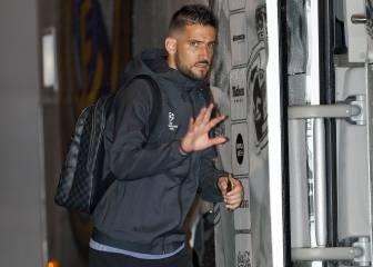 El Madrid no deja a Mariano y Casilla jugar con Cataluña