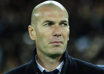 Un culé, en el XI revelación de Champions dirigido por Zidane