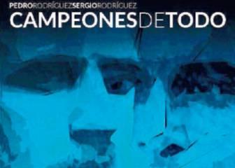 'Campeones de todo', el libro de los Rodríguez
