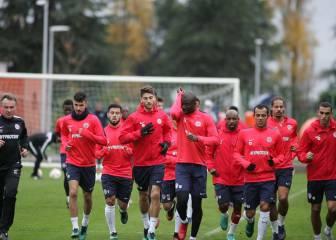 Curiosa amenaza por Navidad a los jugadores del Montpellier