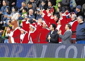 'Boxing Day': el fútbol no para en la Premier ni por Navidad