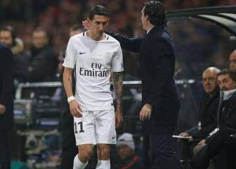 L'Équipe: Mendes medita colocar a Di María en la liga china