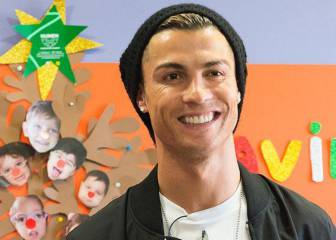 Cristiano, protagonista de la gala 'Inocente, Inocente'