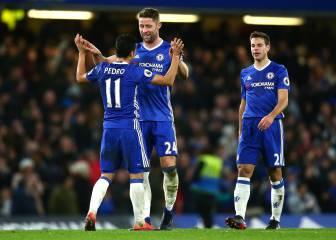 El Chelsea acumula 12 triunfos seguidos, récord del club