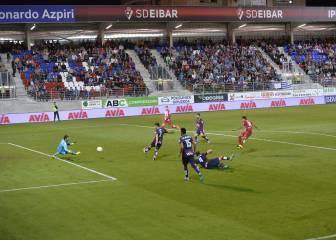 El final de la primera vuelta puede acercarle al Sevilla