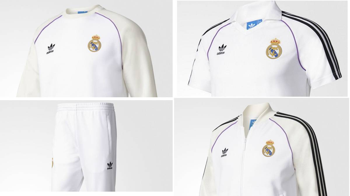 Real Madrid s 2017 training kit  back to the 1990s  c1e3ab998e885