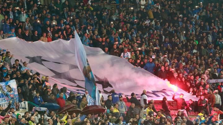 Nápoles: las entradas más caras de siempre ante el Madrid
