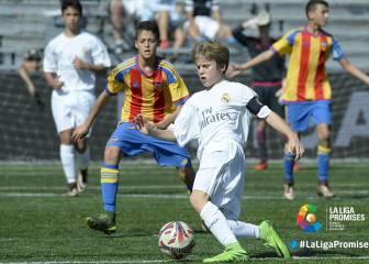 El Madrid y el Sevilla lucen en el debut en LaLiga Promises