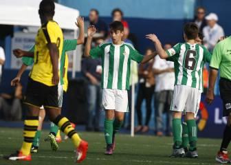 El Betis manda en Tenerife; brillan Madrid, Barça, Atleti...