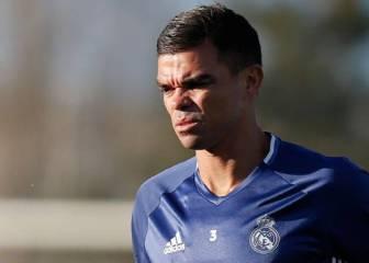 El Real Madrid vuelve a los entrenamientos: Pepe al margen